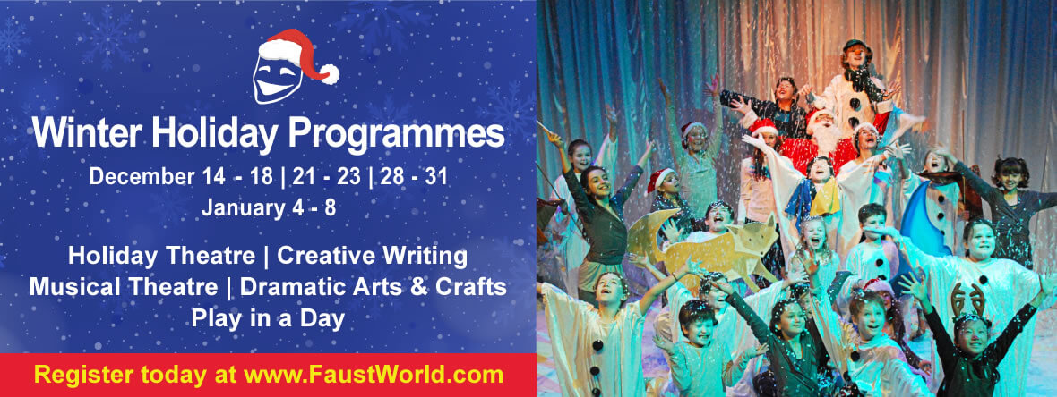 Winter Holiday Programme